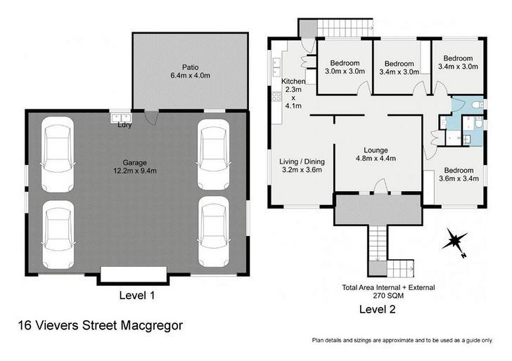 16 Veivers Street, Macgregor 4109, QLD House Photo