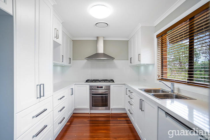 4/100 Old Northern Road, Baulkham Hills 2153, NSW Townhouse Photo