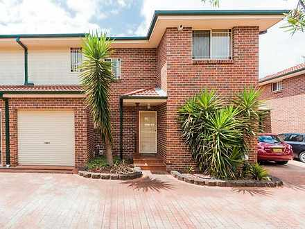 3/18 Rowley Road, Guildford 2161, NSW Townhouse Photo