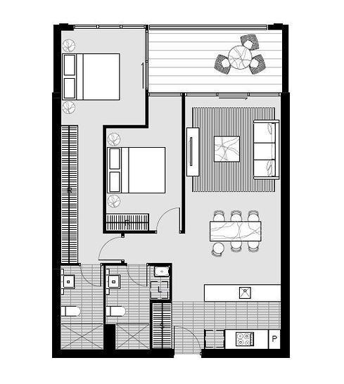 120/46 Macquarie Street, Barton 2600, ACT Apartment Photo