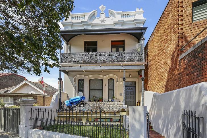 1 Johnston Street, Annandale 2038, NSW Unit Photo