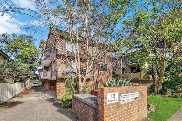 2/13 Alfred Street, Westmead 2145, NSW Unit Photo