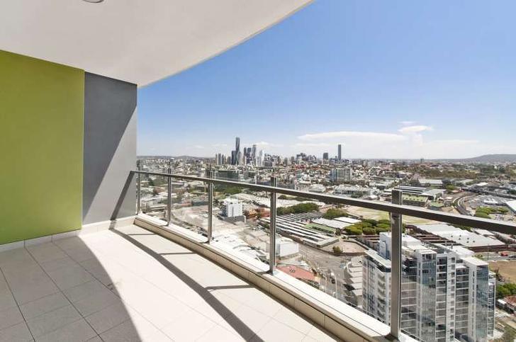 2703/35 Campbell Street, Bowen Hills 4006, QLD Apartment Photo