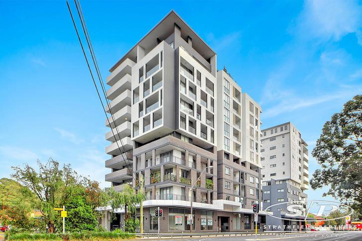 301/23-25 Churchill Avenue, Strathfield 2135, NSW Apartment Photo