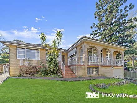 39 Bain Place, Dundas Valley 2117, NSW House Photo