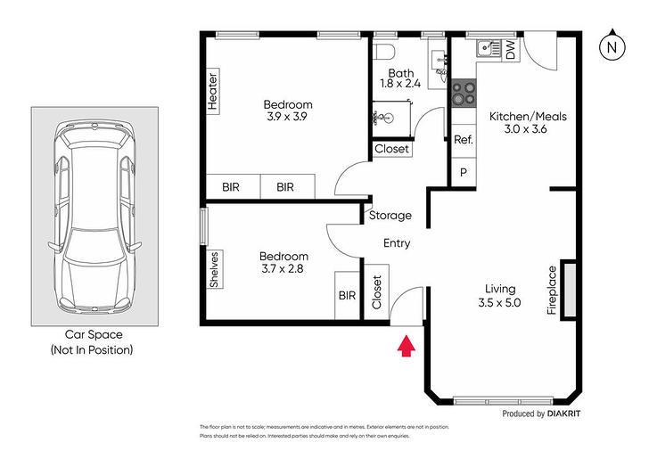 3/205 Williams Road, South Yarra 3141, VIC Apartment Photo