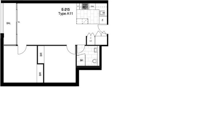 E215/11 Flockhart Street, Abbotsford 3067, VIC Apartment Photo