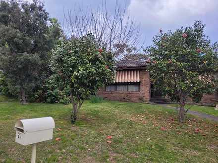 21 Garden Avenue, Boronia 3155, VIC House Photo