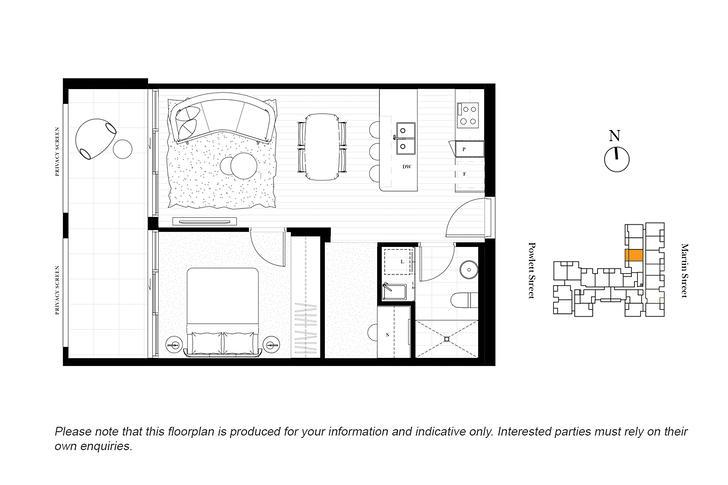 LEVEL 3, 6/9 Martin Street, Heidelberg 3084, VIC Apartment Photo
