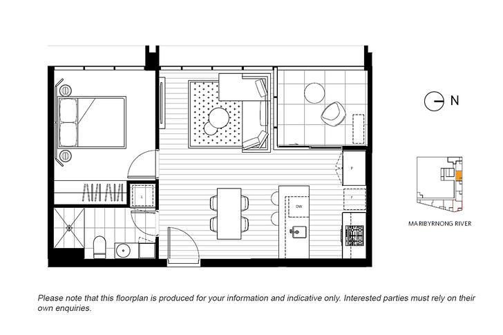 2/4 Joseph Road, Footscray 3011, VIC Apartment Photo