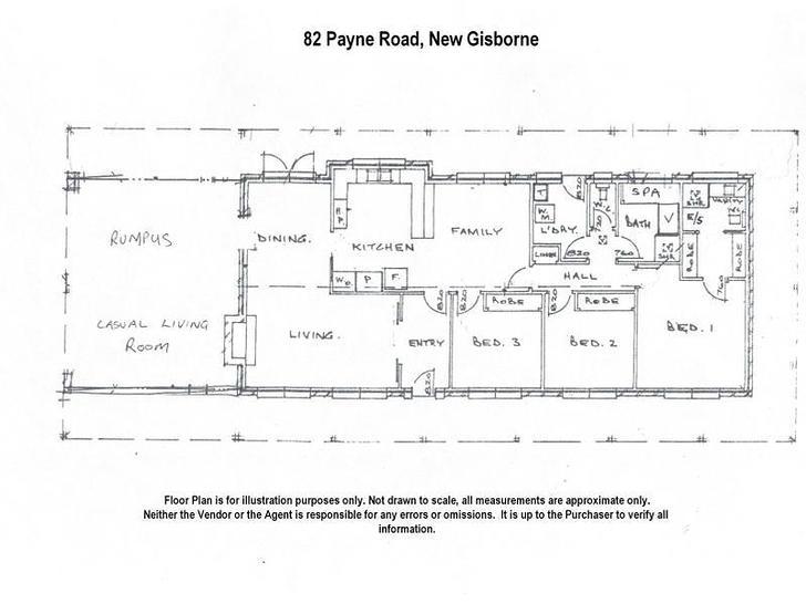 82 Payne Road, New Gisborne 3438, VIC House Photo