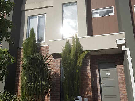 20 Oriano Street, Epping 3076, VIC Townhouse Photo