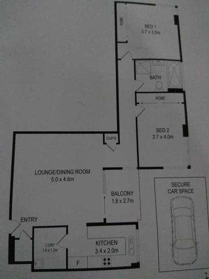 22/22 Raymond Street, Bankstown 2200, NSW Apartment Photo