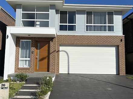 26 Westbrook Circuit, Marsden Park 2765, NSW House Photo