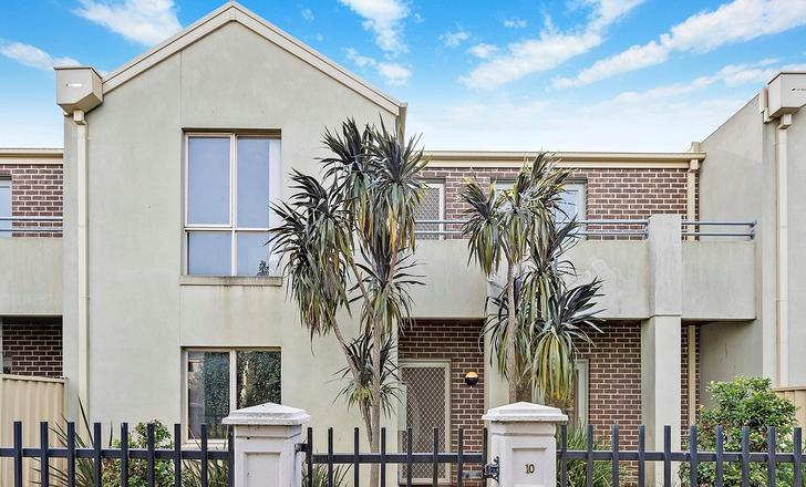 10 Shell Lane, Point Cook 3030, VIC Townhouse Photo