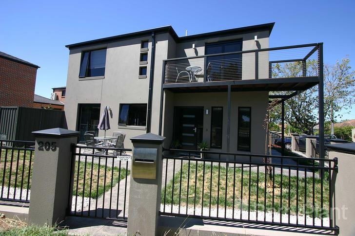 205 Russell Street, Newington 3350, VIC Townhouse Photo