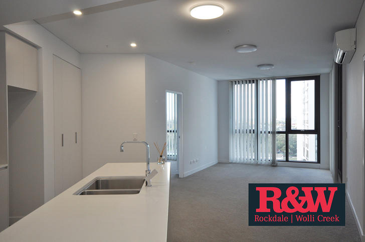 809/9 Brodie Spark Drive, Wolli Creek 2205, NSW Apartment Photo
