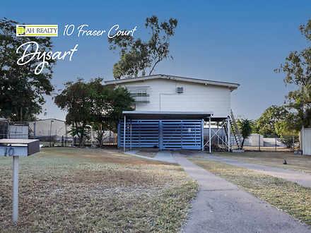 10 Fraser Court, Dysart 4745, QLD House Photo