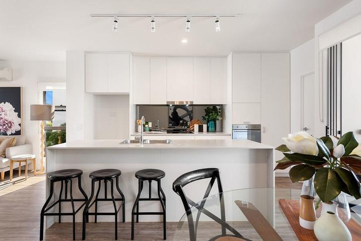 43/8 Russell Street, Everton Park 4053, QLD Townhouse Photo