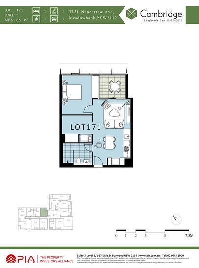 508B/37 Nancarrow Avenue, Ryde 2112, NSW Apartment Photo