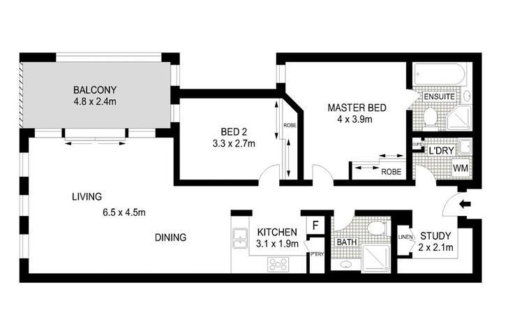 31/691-695 Warringah Road, Forestville 2087, NSW Apartment Photo