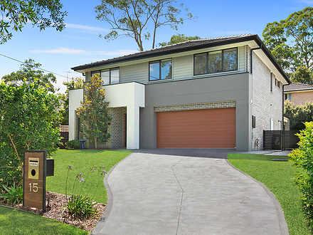 15 Hewitt Avenue, Wahroonga 2076, NSW House Photo