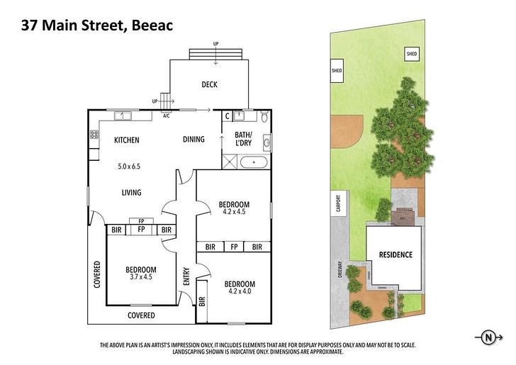 37 Main Street, Beeac 3251, VIC House Photo