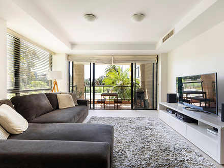 G07/1A Clement Place, Rushcutters Bay 2011, NSW Apartment Photo