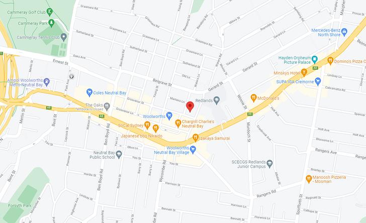4/80 Grosvenor Street, Neutral Bay 2089, NSW Unit Photo