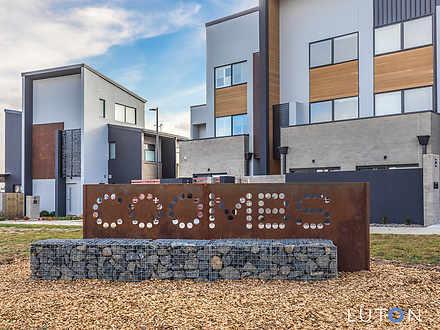 22 John Gorton Drive, Coombs 2611, ACT Townhouse Photo