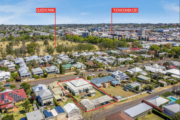 4/21 Eleanor Street, East Toowoomba 4350, QLD Unit Photo