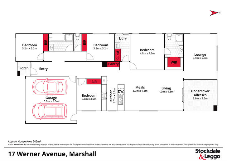 17 Werner Avenue, Marshall 3216, VIC House Photo