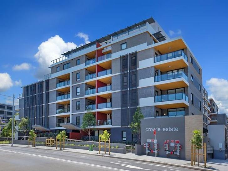 5012/78A Belmore Street, Ryde 2112, NSW Apartment Photo