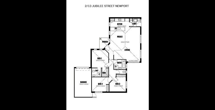 2/13 Jubilee Street, Newport 3015, VIC Unit Photo