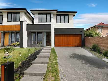 4 WOODLEA Street, Doncaster East 3109, VIC Townhouse Photo