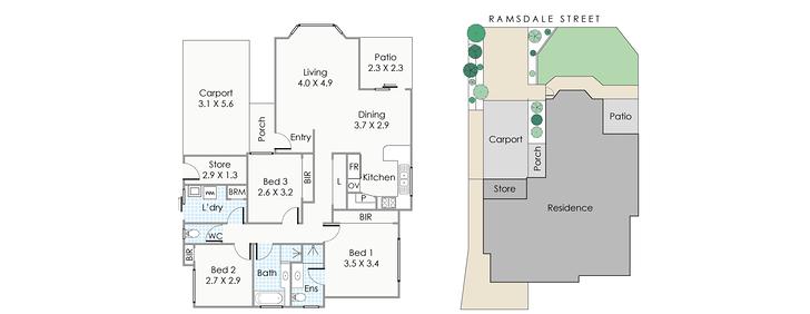 1/6 Ramsdale Street, Scarborough 6019, WA Villa Photo