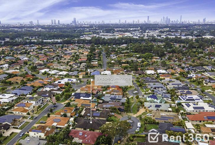 8 Applegum Place, Molendinar 4214, QLD House Photo