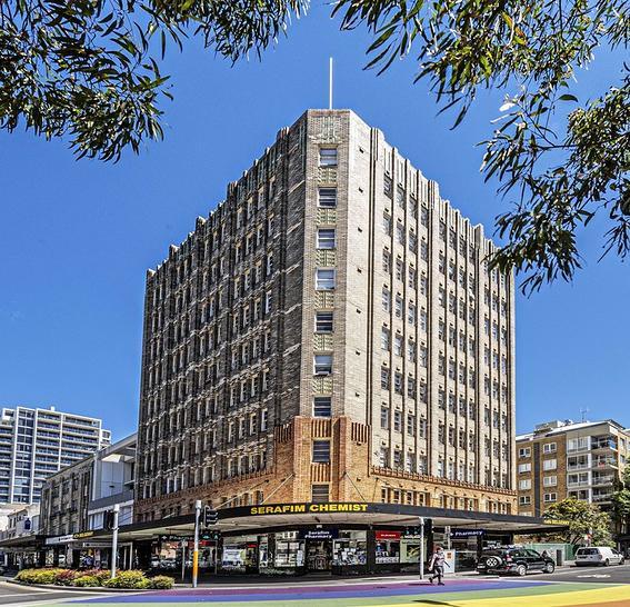 709/389 Bourke Street, Darlinghurst 2010, NSW Studio Photo