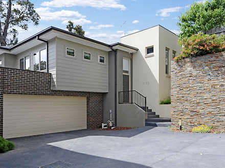 3/94-96 Parker Street, Templestowe Lower 3107, VIC Townhouse Photo
