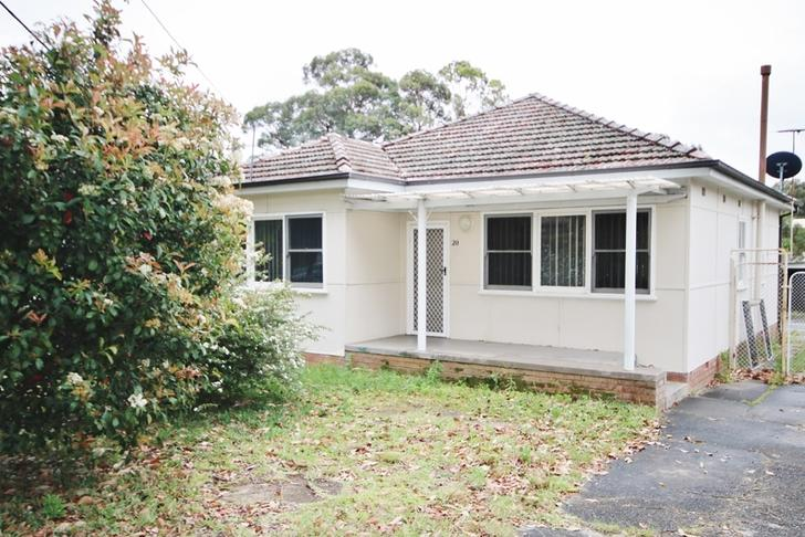 20 Parmal Avenue, Padstow 2211, NSW House Photo