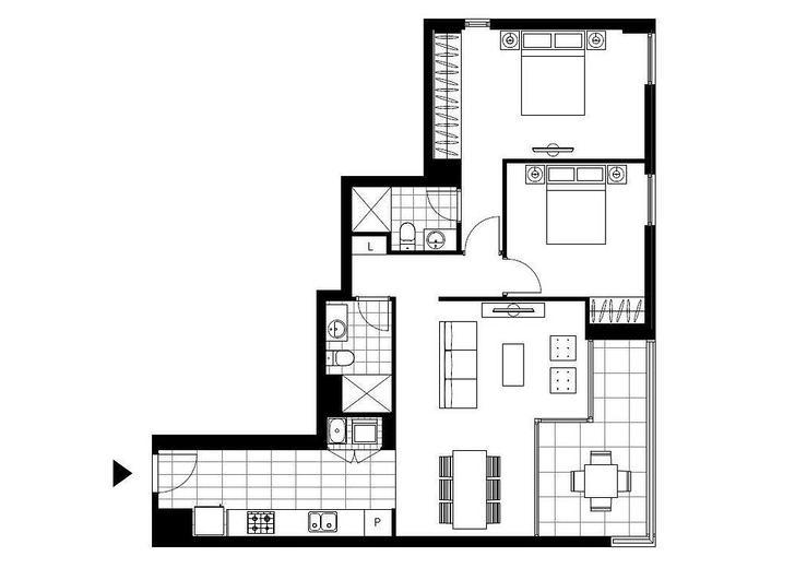 502/136 Ross Street, Glebe 2037, NSW Apartment Photo