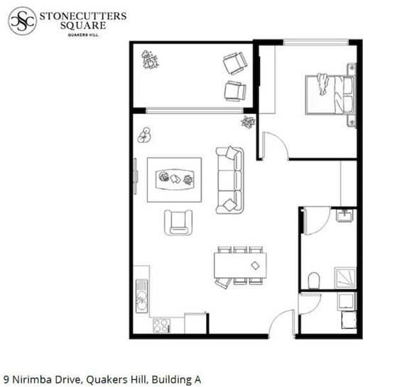 81/9 Nirimba Drive, Quakers Hill 2763, NSW Apartment Photo