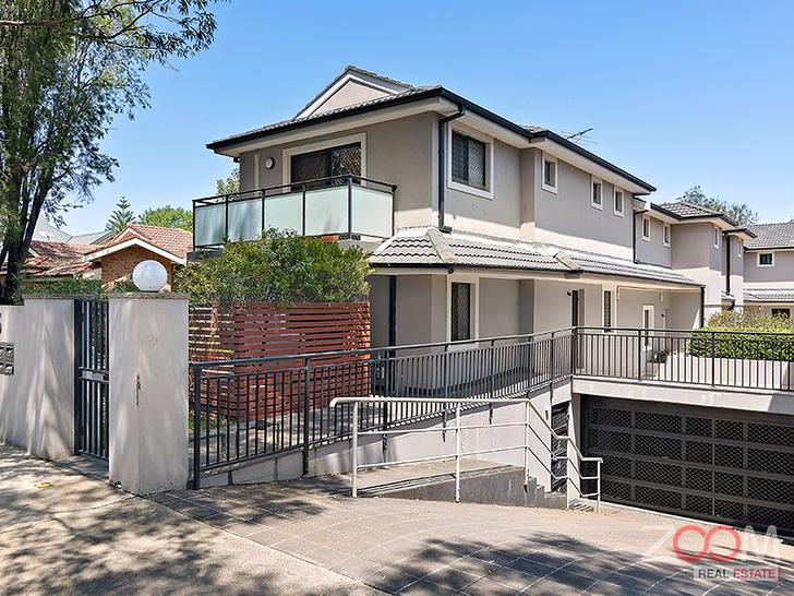 1/93-95 Burwood Road, Enfield 2136, NSW Townhouse Photo