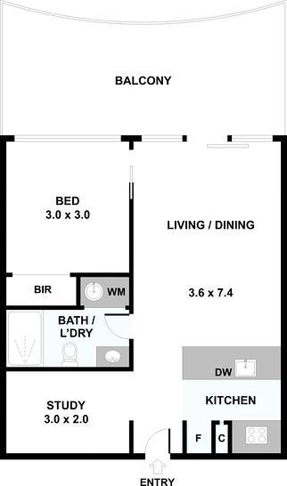 226/60 Belgrave Road, Malvern East 3145, VIC Apartment Photo