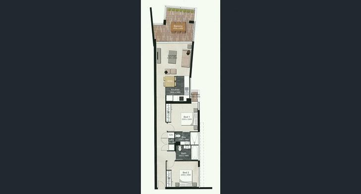 202/107-109 Astor Terrace, Spring Hill 4000, QLD Apartment Photo