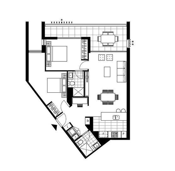 418/19 Minogue Crescent, Glebe 2037, NSW Apartment Photo