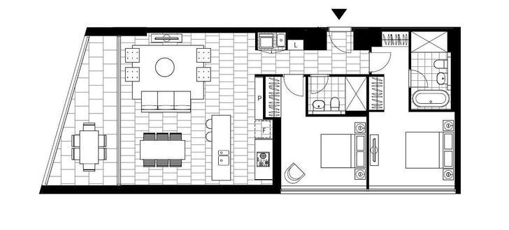 1801/18-22 Ocean Street North, Bondi 2026, NSW Apartment Photo