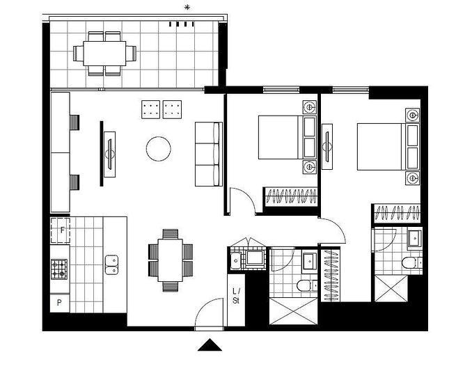 223/8 Grattan Close, Glebe 2037, NSW Apartment Photo