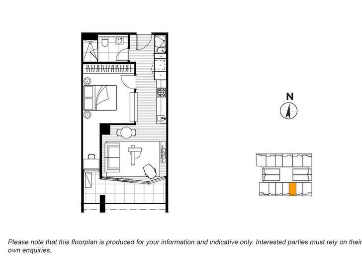 612/139 Queensberry Street, Carlton 3053, VIC Apartment Photo