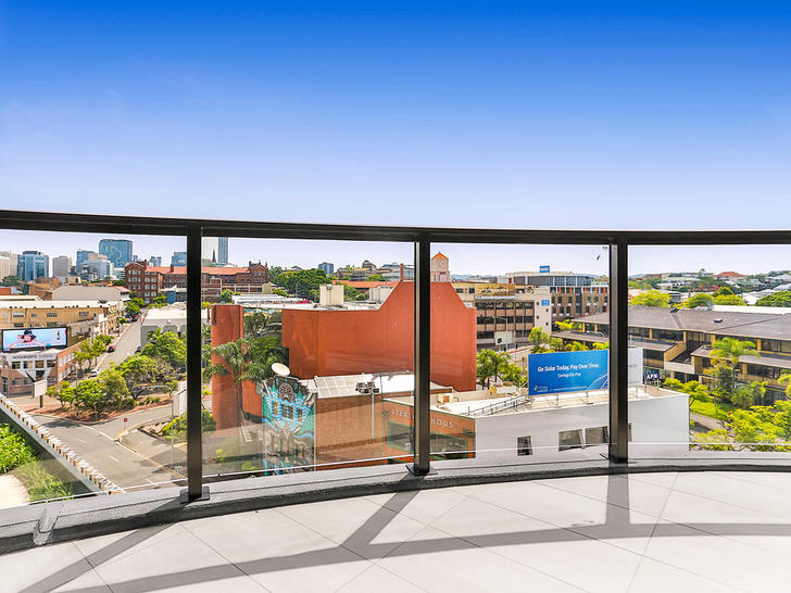 808/167 Alfred Street, Fortitude Valley 4006, QLD Unit Photo